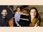 The Orvieto Piano Trio Performs a Free Concert at the RB library