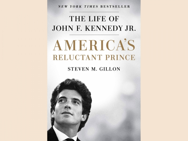 Cover of JFK JR