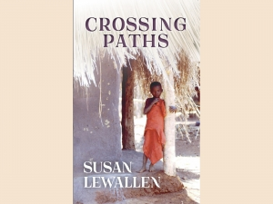 "Cover of ""Crossing Paths"" by Susan Lewallen"