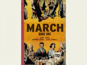 "Cover of ""March: Book One"""