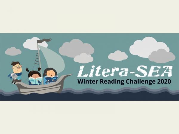 Litera-Sea Book Rading Campaign Poster