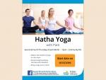 Hatha Yoga A Continuing Class