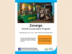 Zovargo Animal Conservation Program